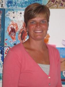 Secretaris Alanda Wijnstra