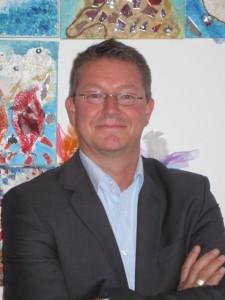 Penningmeester René van Son